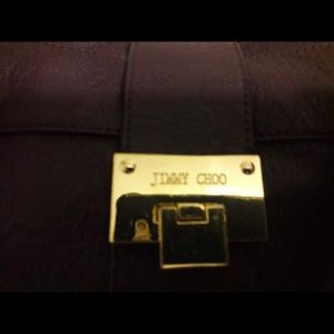 Jimmy choo Dutch Bag